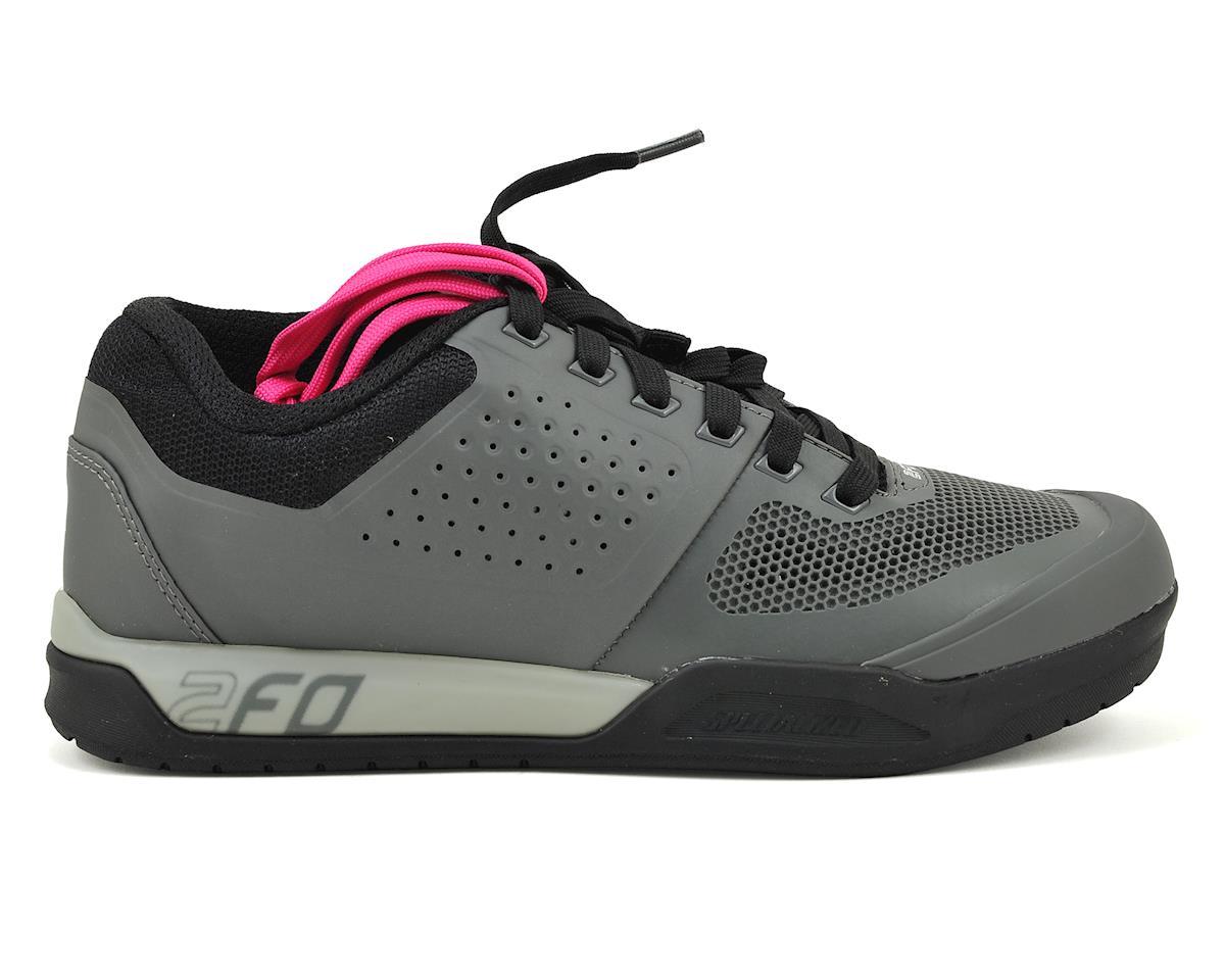 Specialized 2016 2FO Flat Women's Mountain Bike Shoes (Dark Grey)