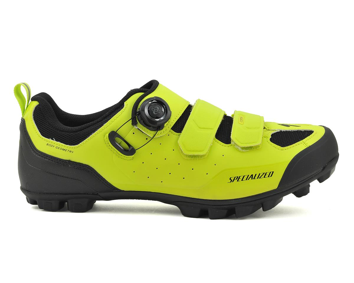 Specialized Comp MTB Mountain Bike Shoes (Hyper/Black)