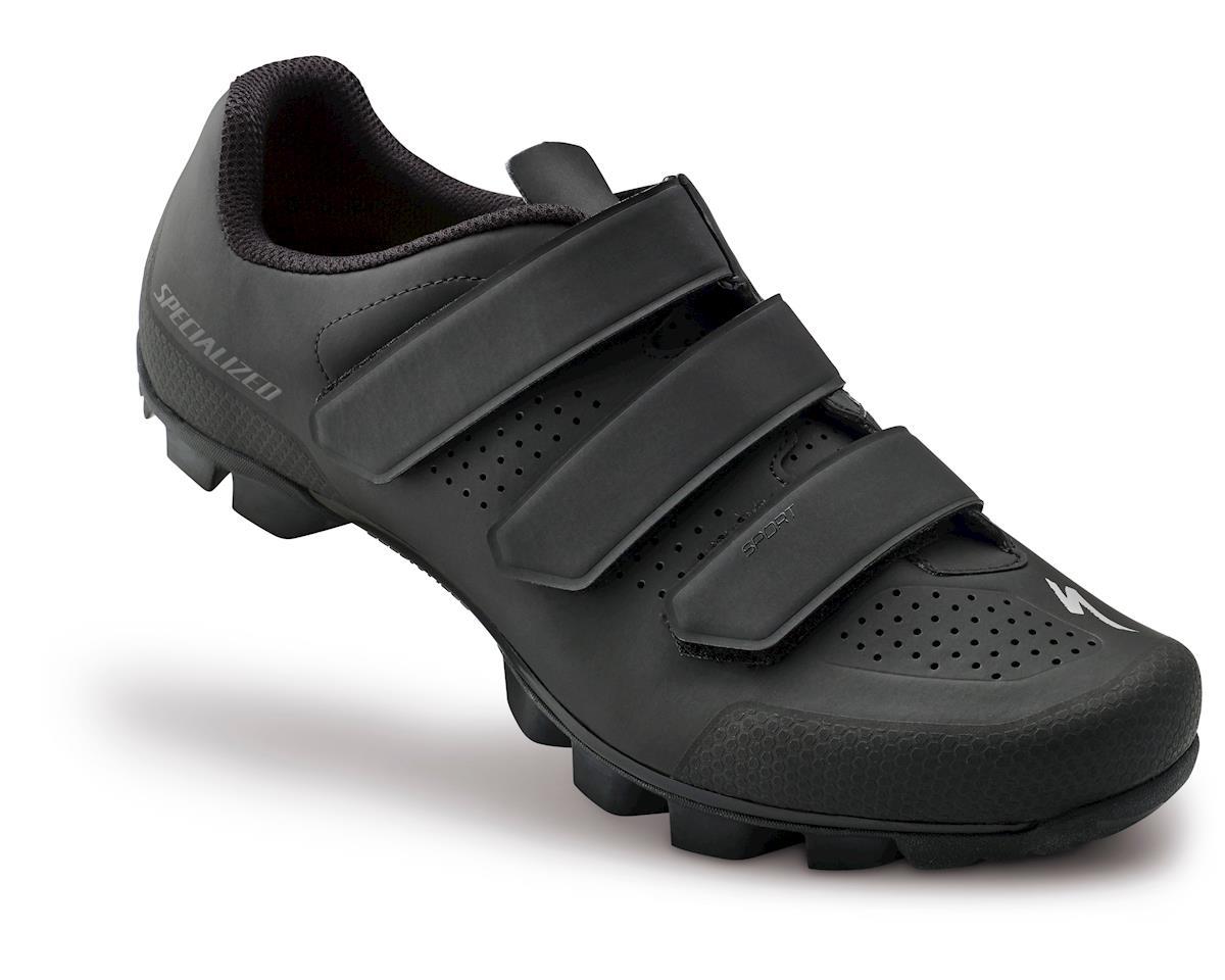 Specialized Sport Mountain Bike Shoes (Black) (44)