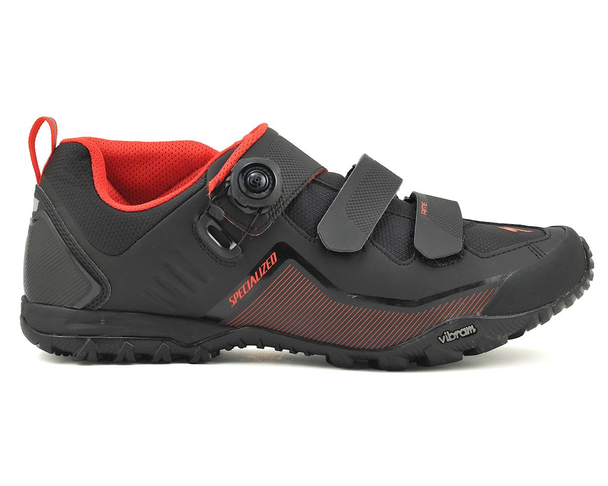 Specialized 2017 Rime Expert MTB Shoes (Black/Red)