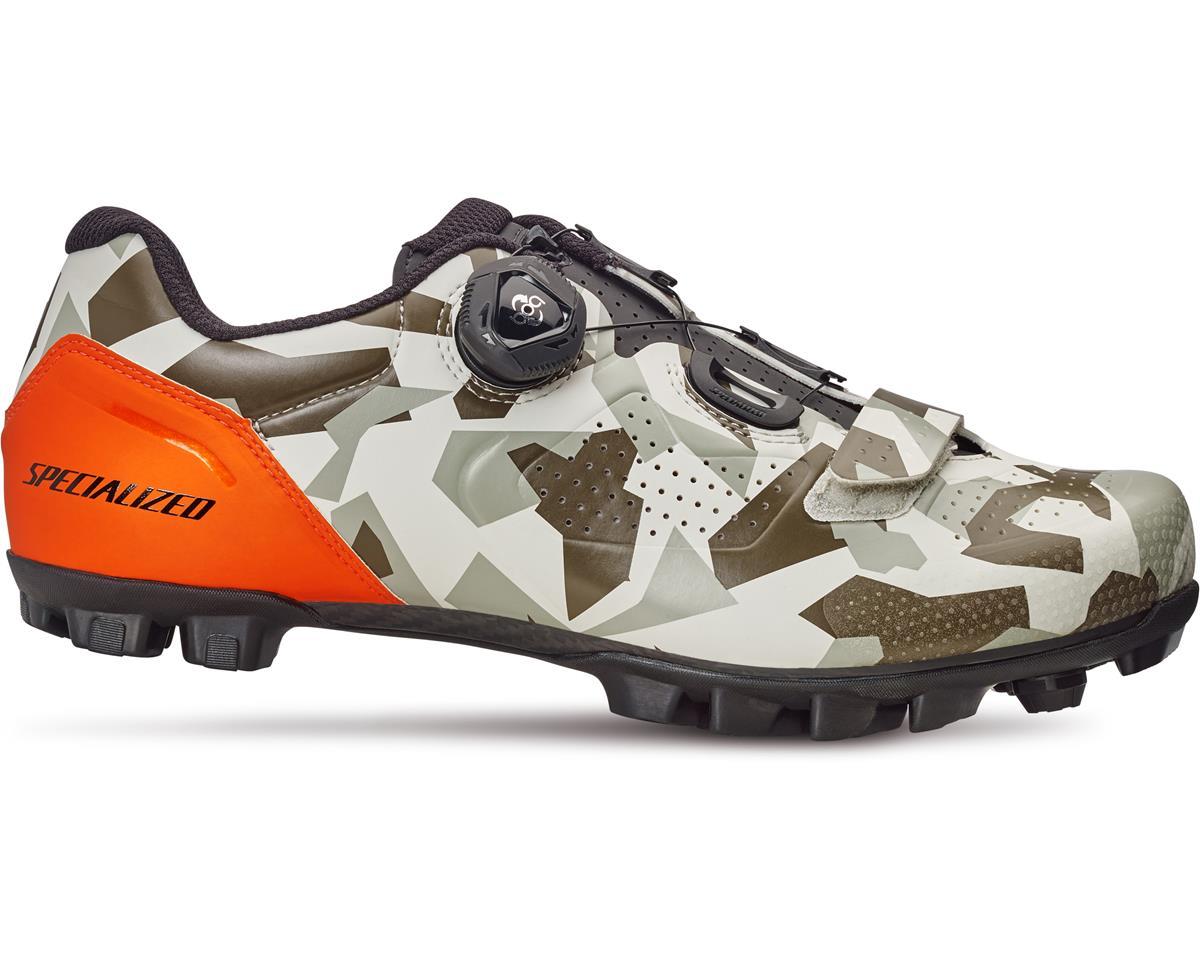 Specialized Expert XC Mountain Bike Shoes (Desert Camo)
