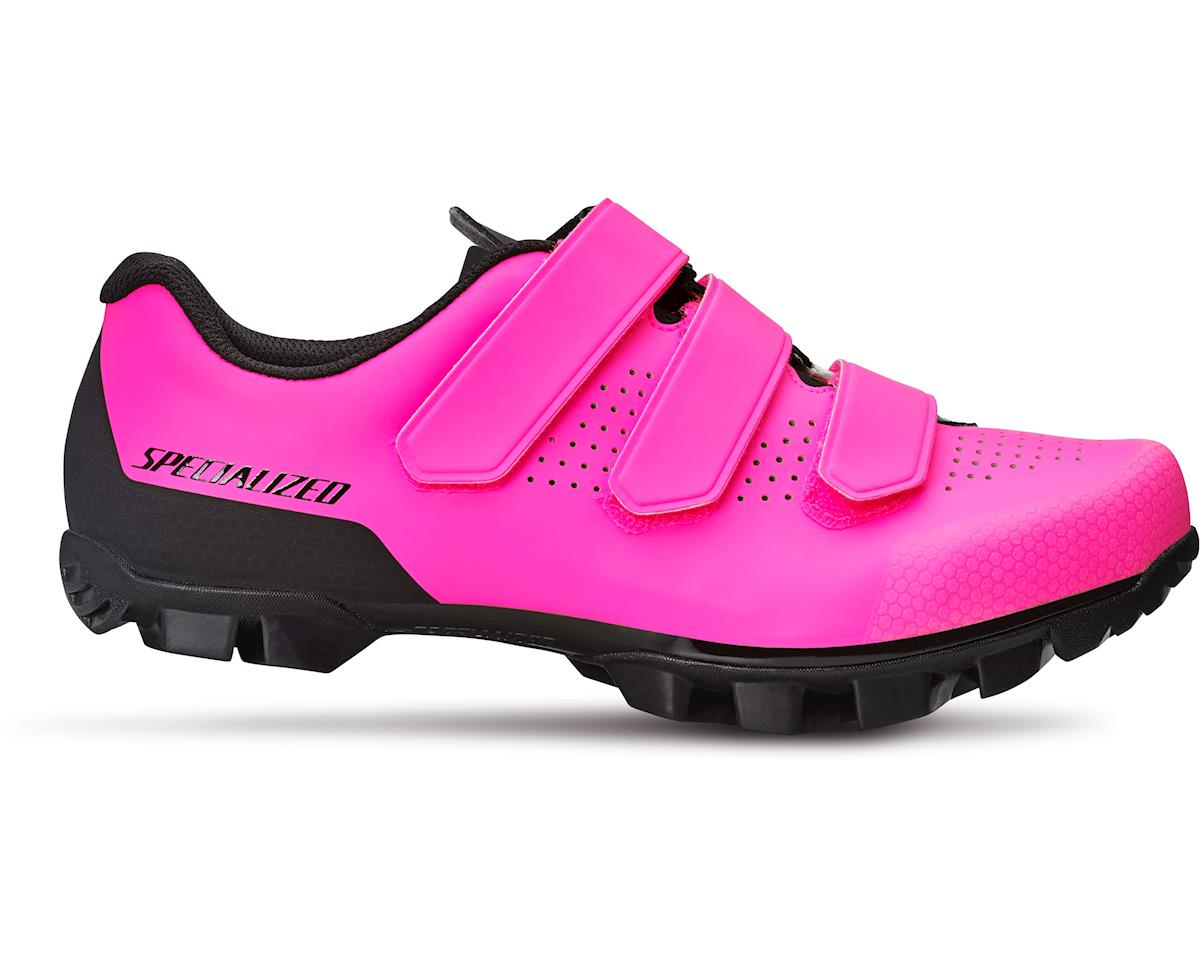 Specialized Women's Riata Mountain Bike Shoes (Neon Pink)
