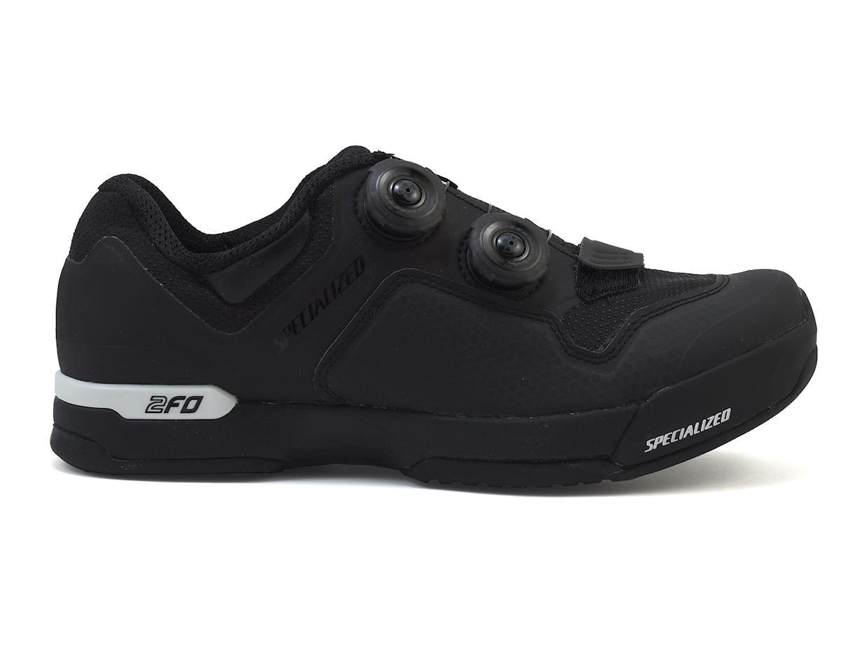 Specialized 2FO Cliplite MTB Shoe (Black) (46.5)