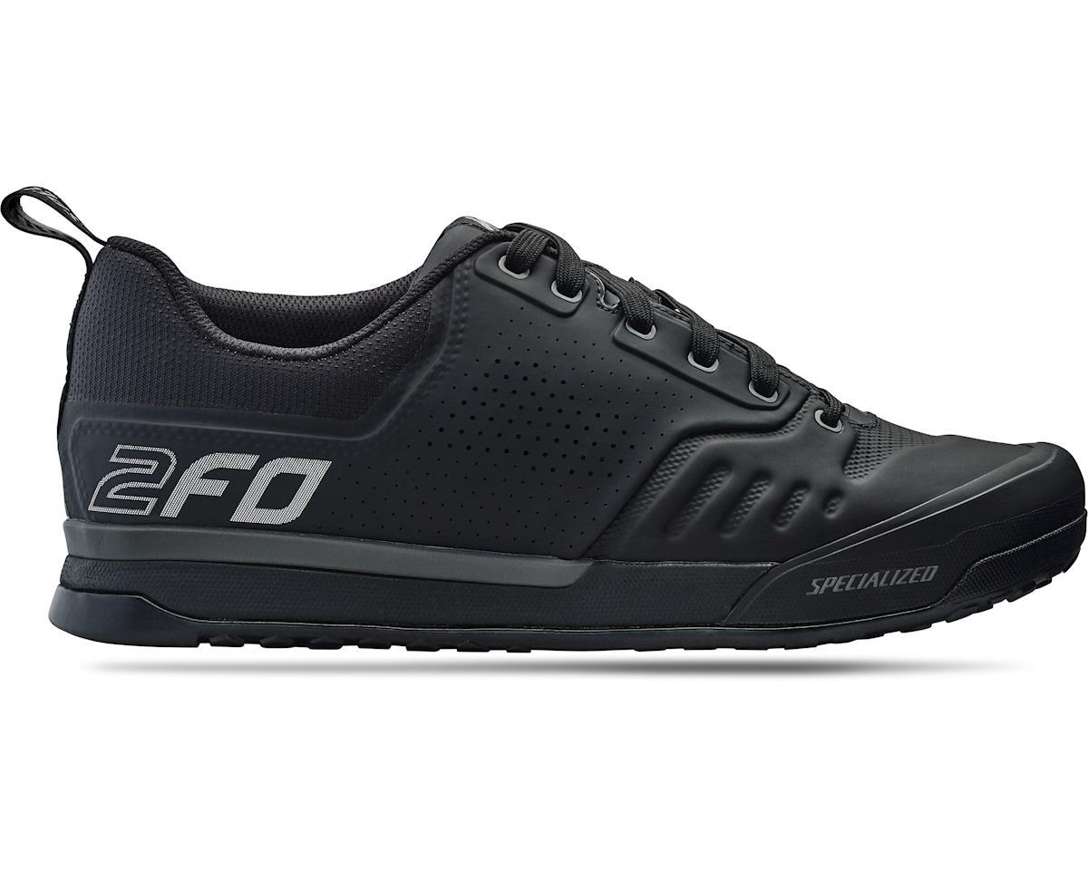 Specialized 2FO Flat 2.0 Mountain Bike Shoes (Black) (36)