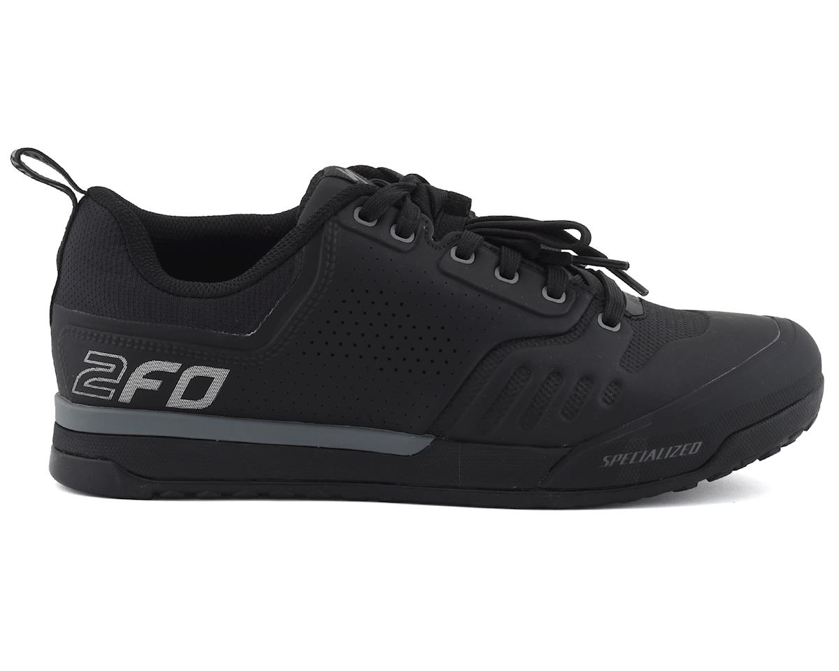 Specialized 2FO Flat 2.0 Mountain Bike Shoes (Black) (39)