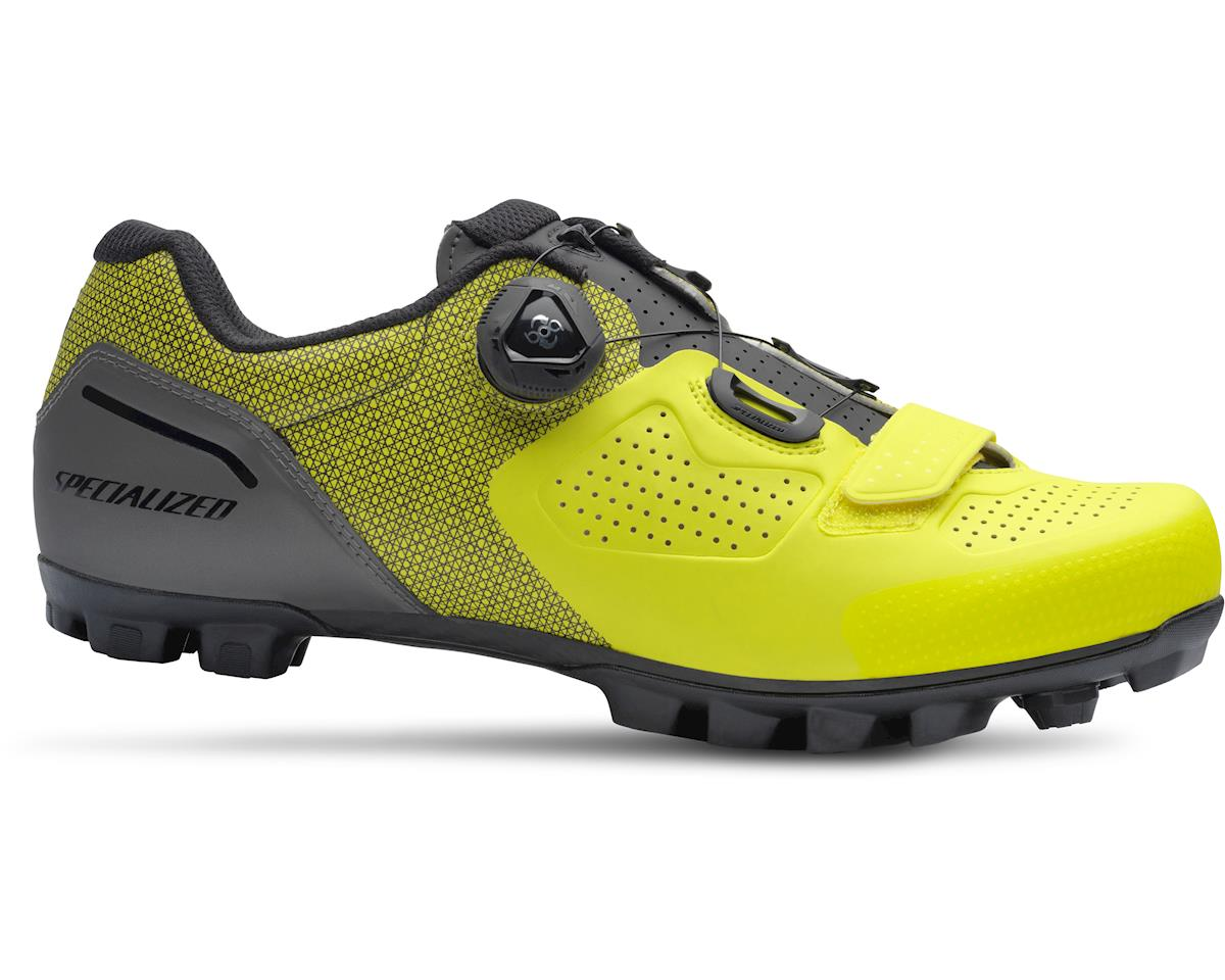 Specialized Expert XC Mountain Bike Shoes (Charcoal/Ion) (36)