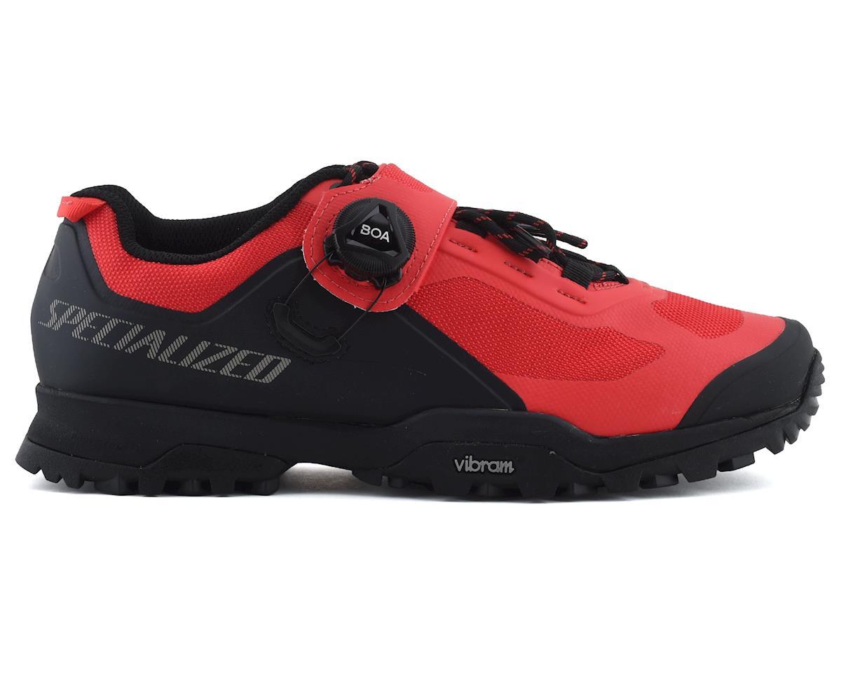 Image 1 for Specialized RIME 2.0 Mountain Bike Shoes (Red) (36)