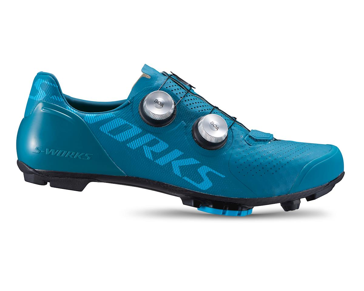 Specialized S-Works Recon Mountain Bike Shoes (Dusty Turquoise)