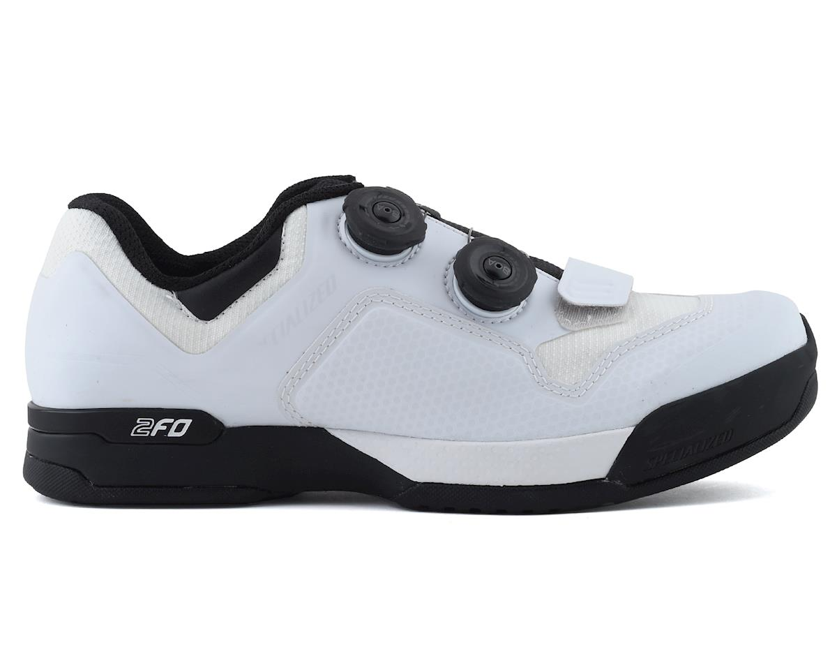 Specialized 2FO ClipLite Mountain Bike Shoes (White)