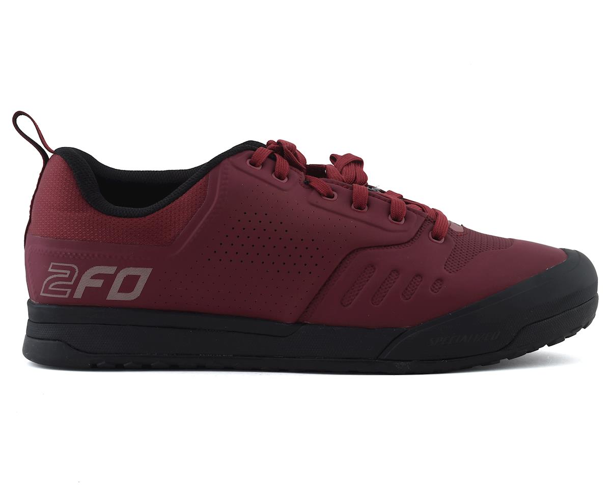 Specialized 2FO Flat 2.0 Mountain Bike Shoes (Crimson) (36)