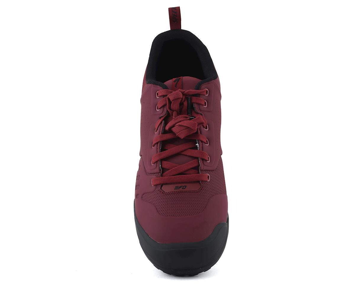 Image 3 for Specialized 2FO Flat 2.0 Mountain Bike Shoes (Crimson) (36)