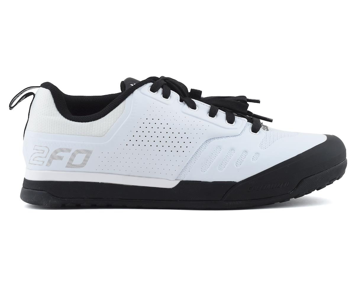 Specialized 2FO Flat 2.0 Mountain Bike Shoes (White) (36)