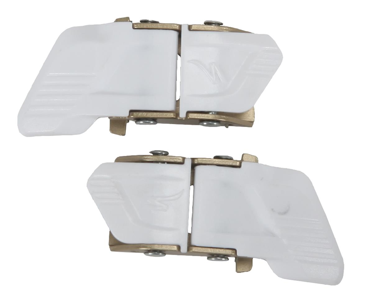 Specialized SL & SL2 Buckles (SL2 Buckle White) (LEFT/RIGHT Regular)