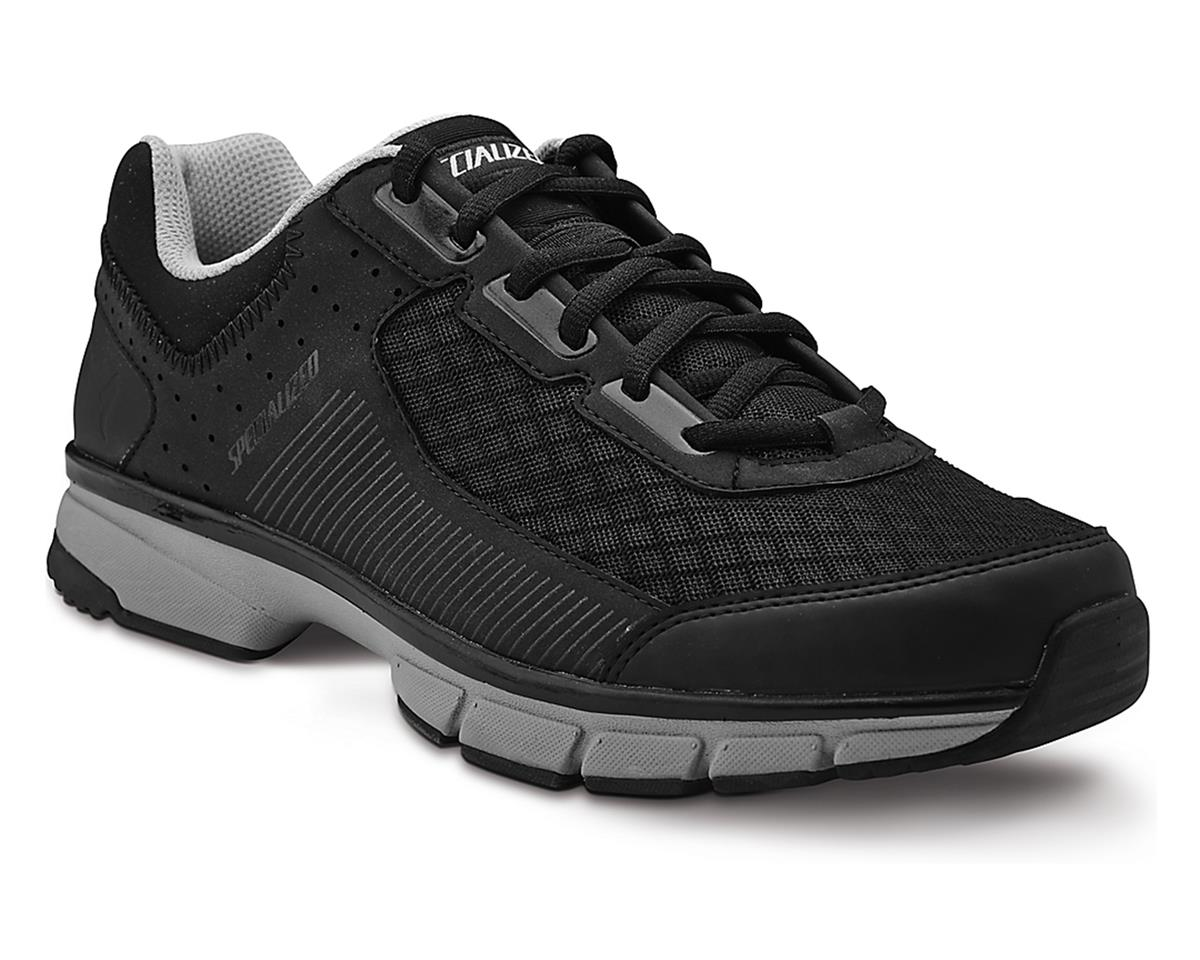 Specialized Cadet Bicycle Shoe (Black/Grey) (45)