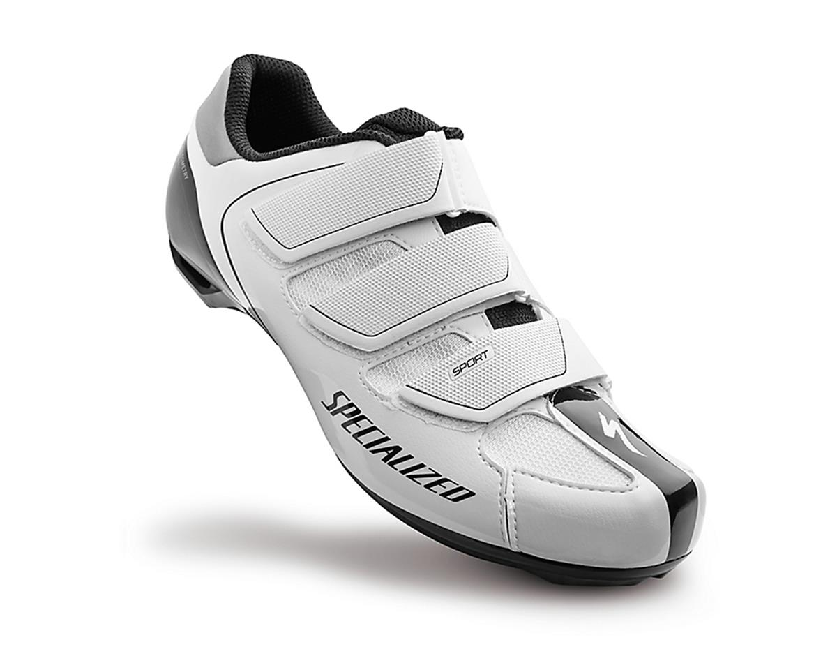 Specialized Sport Road Shoes (White/Black)