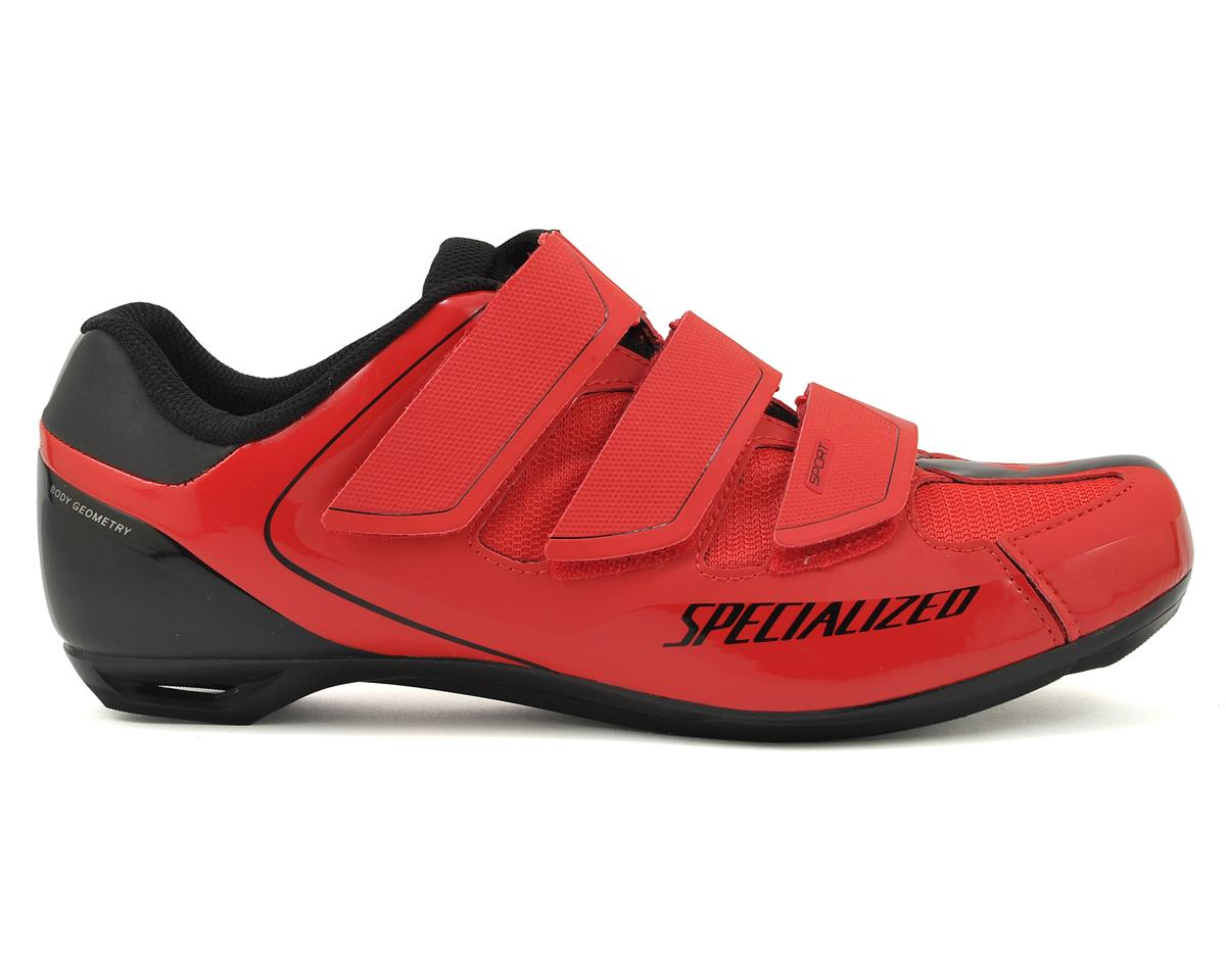 Specialized 2016 Sport Road Shoes (Red/Black) (45)