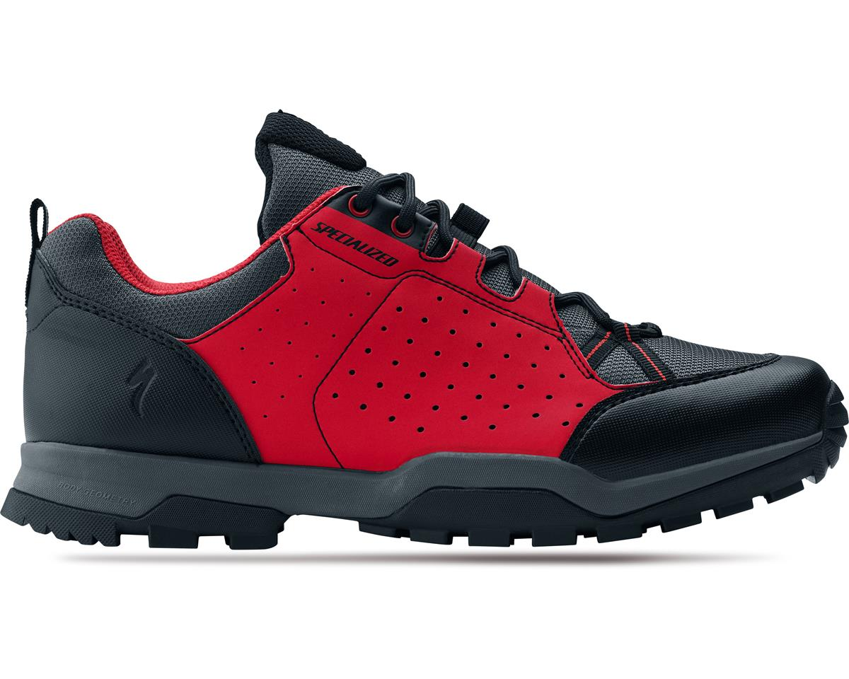 Specialized Tahoe Mountain Bike Shoes (Red/Black)