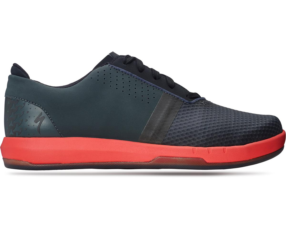 Specialized Skitch Shoes (Charcoal/Acid Red)