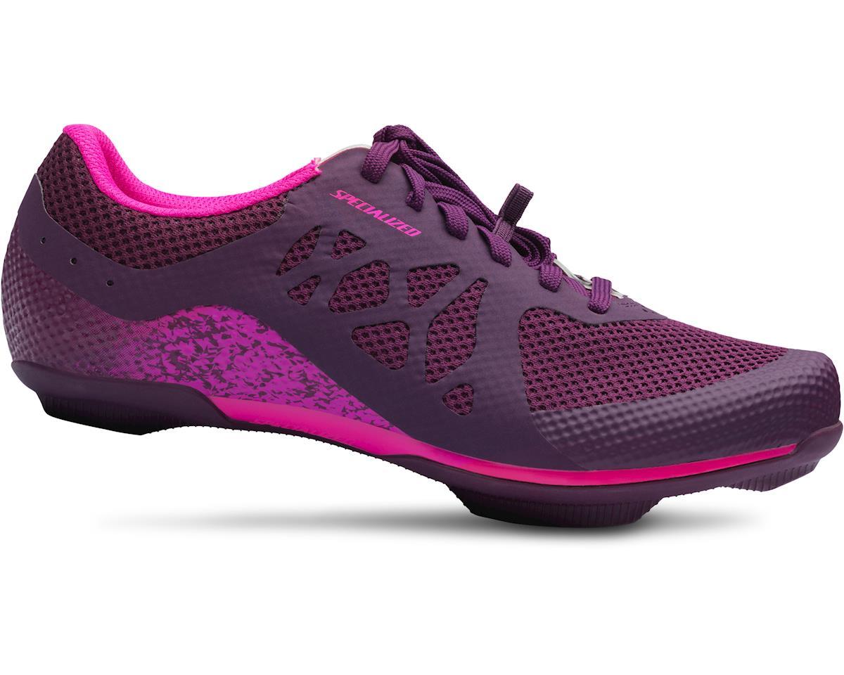Specialized Women's Remix Road Shoes (Cast Berry/Acid Purple)