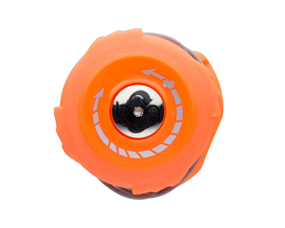 Specialized Boa S2-Snap Kit Left/Right Dials w/ Laces (Orange)