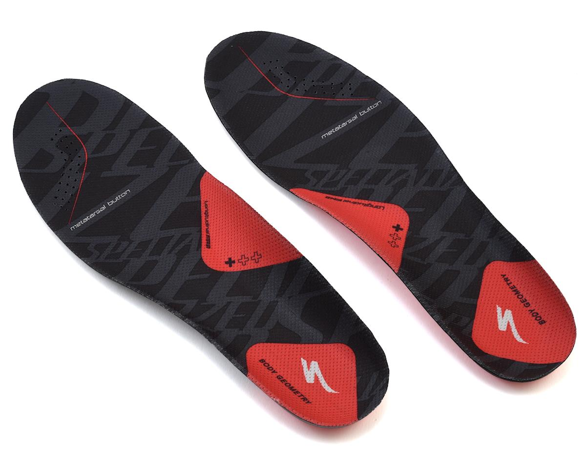Specialized Body Geometry SL Footbeds (BG SL Footbed +Red) (42-43 regular)