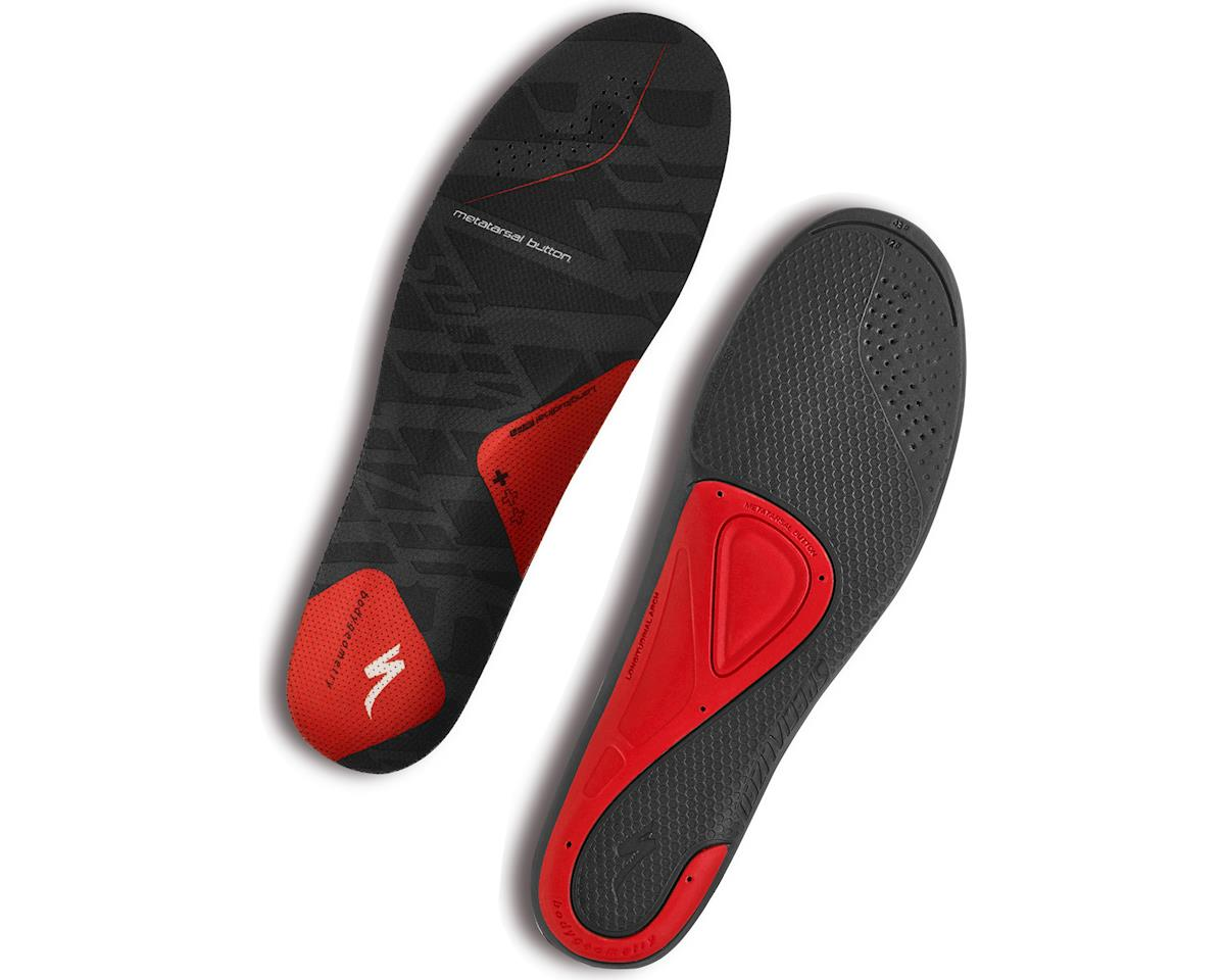 Specialized Body Geometry SL Footbeds (BG SL Footbed +Red) (48-49 regular)