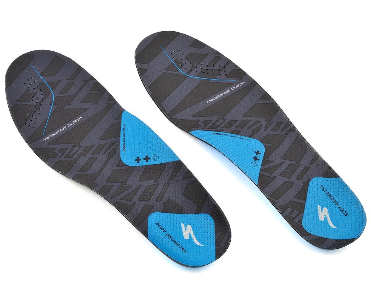Specialized Body Geometry SL Footbed (Medium Arch) (Blue) (36-37)