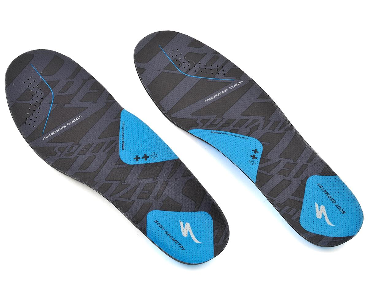 Specialized Body Geometry SL Footbed (Medium Arch) (Blue) (42-43)