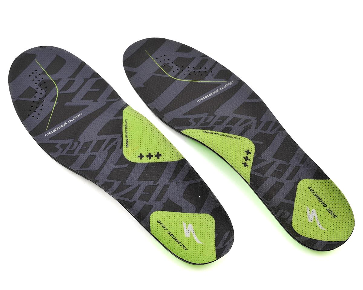 Specialized Body Geometry SL Footbed (High Arch) (Green) (36-37)
