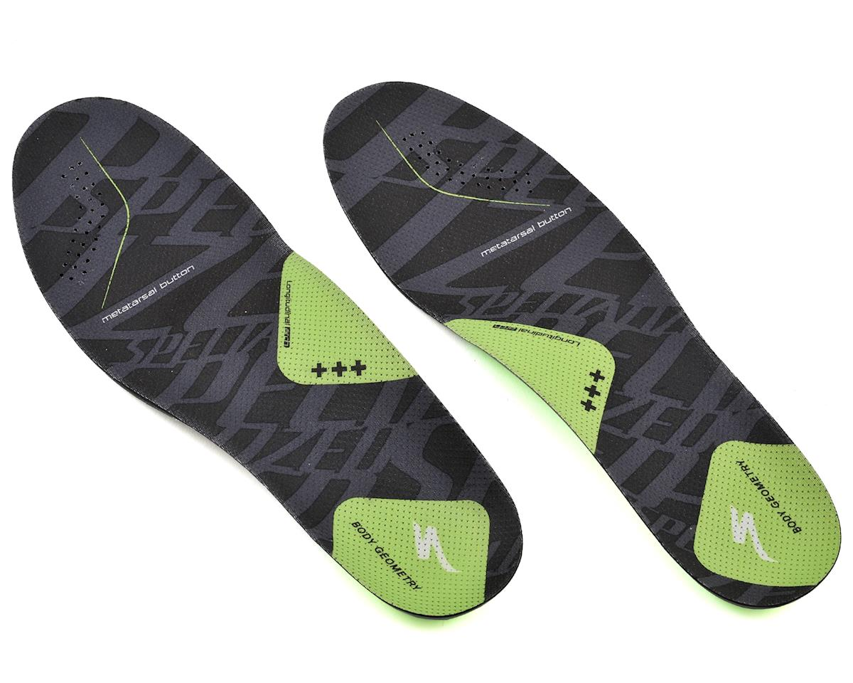 Specialized Body Geometry SL Footbed (High Arch) (Green) (42-43)
