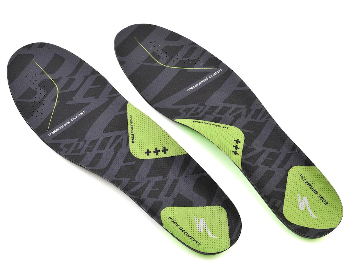 Specialized Body Geometry SL Footbed (High Arch) (Green) (48-49)