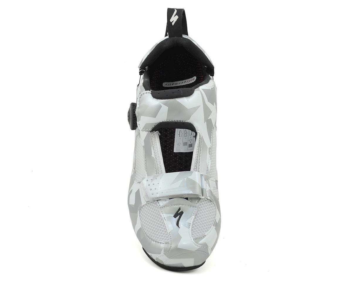 Specialized S-Works Trivent Triathlon Shoes (White Camo) (45.5)