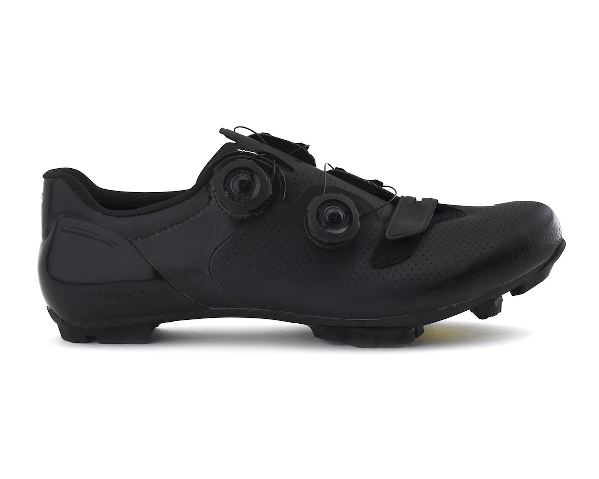 Specialized S-Works 6 XC Mountain Bike Shoes (Black) (45.5 Regular)
