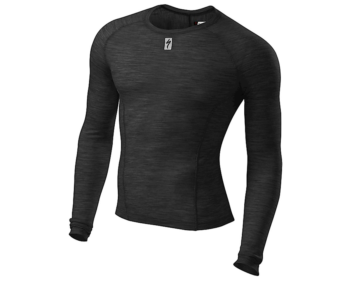 Specialized 2018 Merino Long Sleeve Tech Layer (Black)