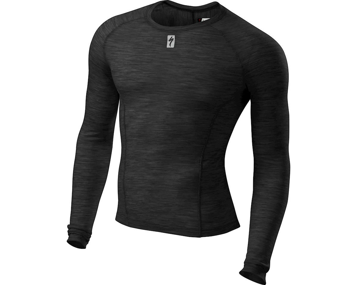 Specialized Merino Long Sleeve Tech Layer (Black) (2XL)
