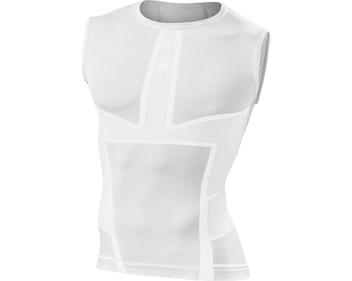 Specialized Engineered Sleeveless Tech Layer (White)