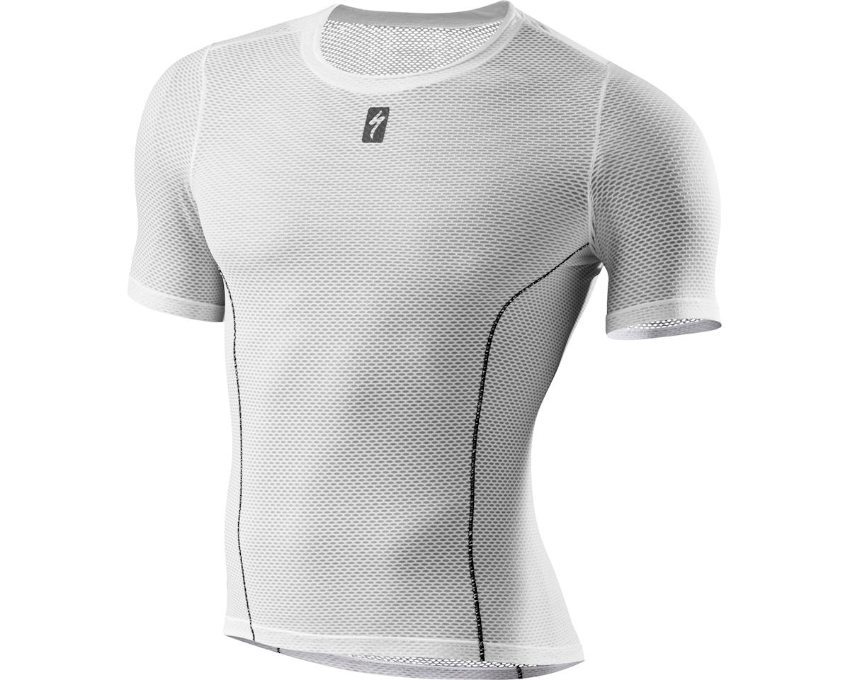 Specialized Short Sleeve Tech Layer (White) (XX-Large)