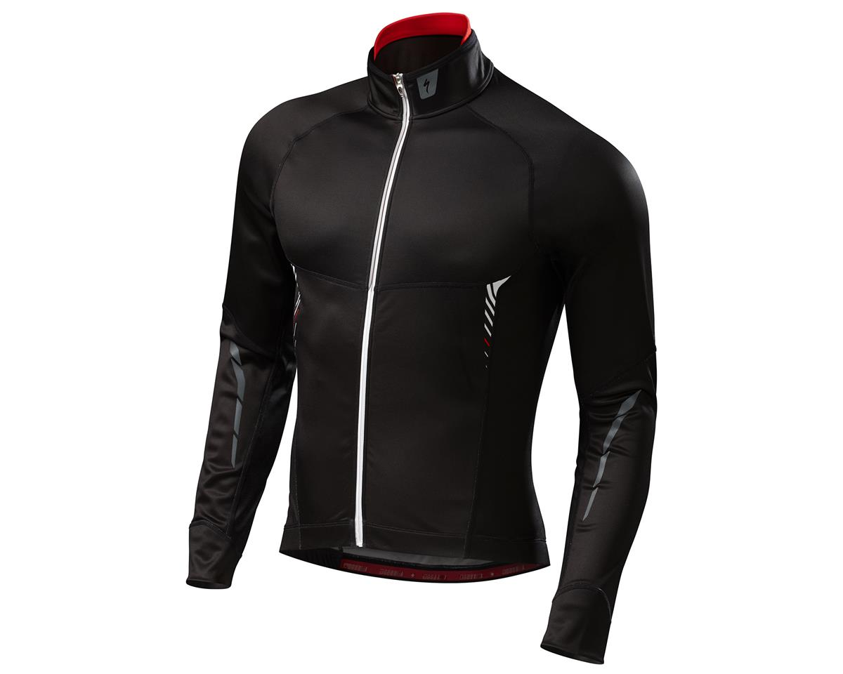 Specialized 2017 Therminal Long Sleeve Jersey (Black) (M)