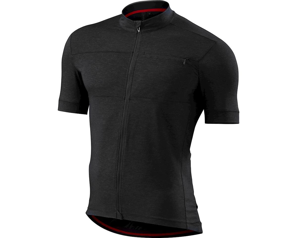 Specialized RBX drirelease Merino Jersey (Black) (2XL)
