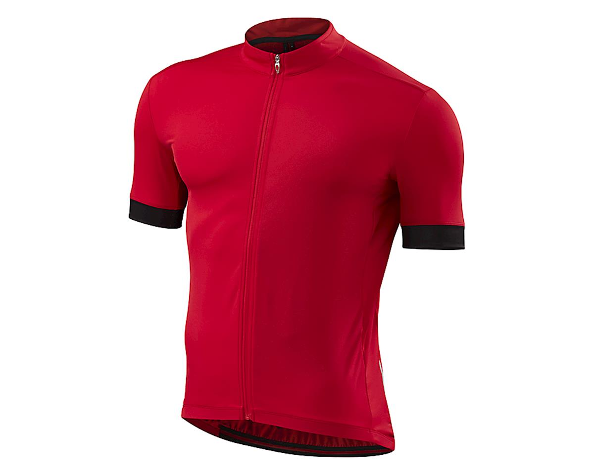 Specialized RBX Comp Short Sleeve Jersey (Red/Black)