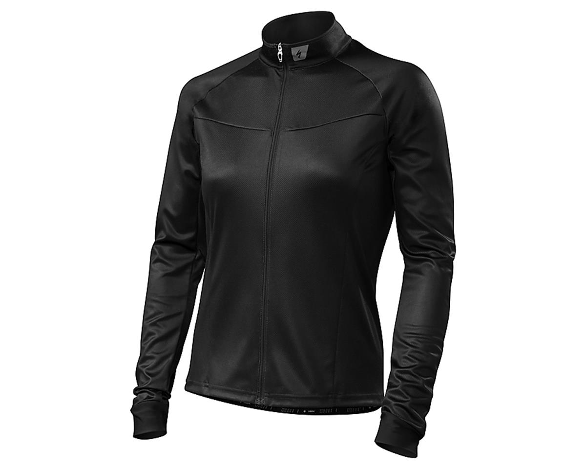 Specialized Women's RBX Comp Long Sleeve Jersey (Black)