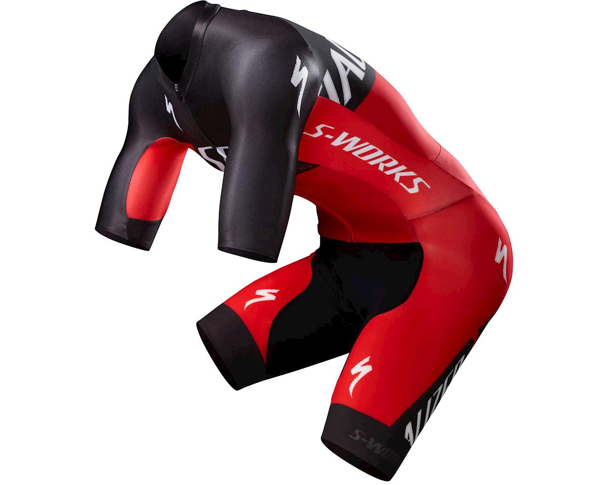 Specialized S-Works Evade GC Skinsuit (Team Red/Black)