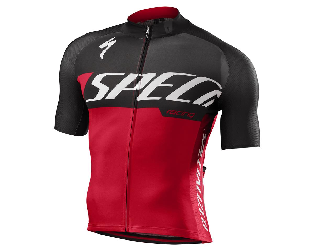 980567561 Specialized 2016 SL Pro Jersey (Red Black Team)  64116-2513-P ...