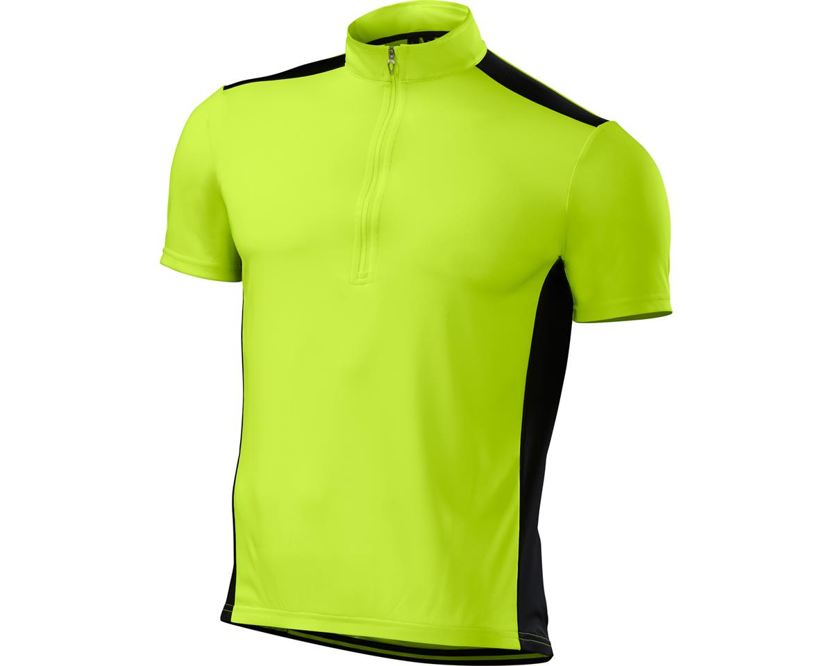 Specialized RBX Jersey (Neon Yellow) (Small)