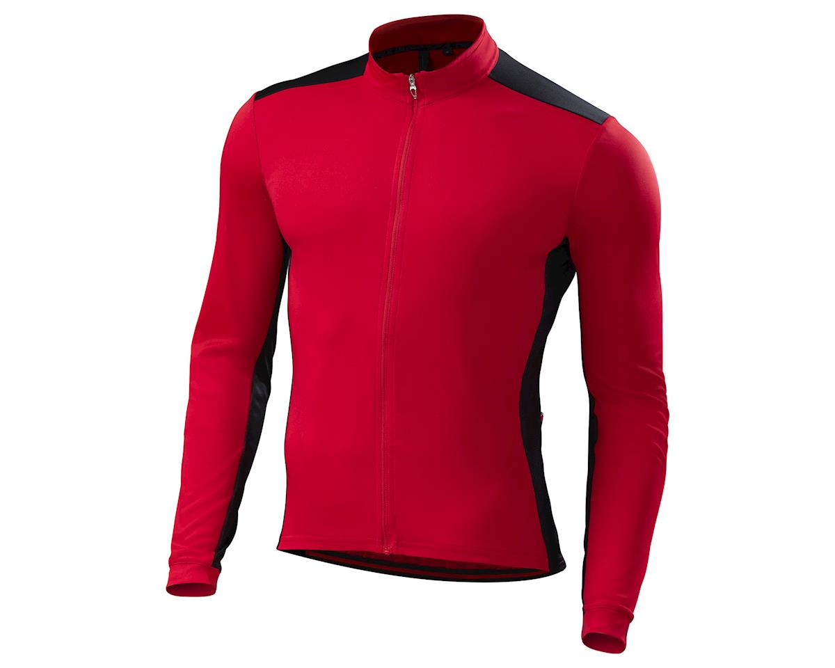 Specialized RBX Sport Long Sleeve Jersey (Red/Black)