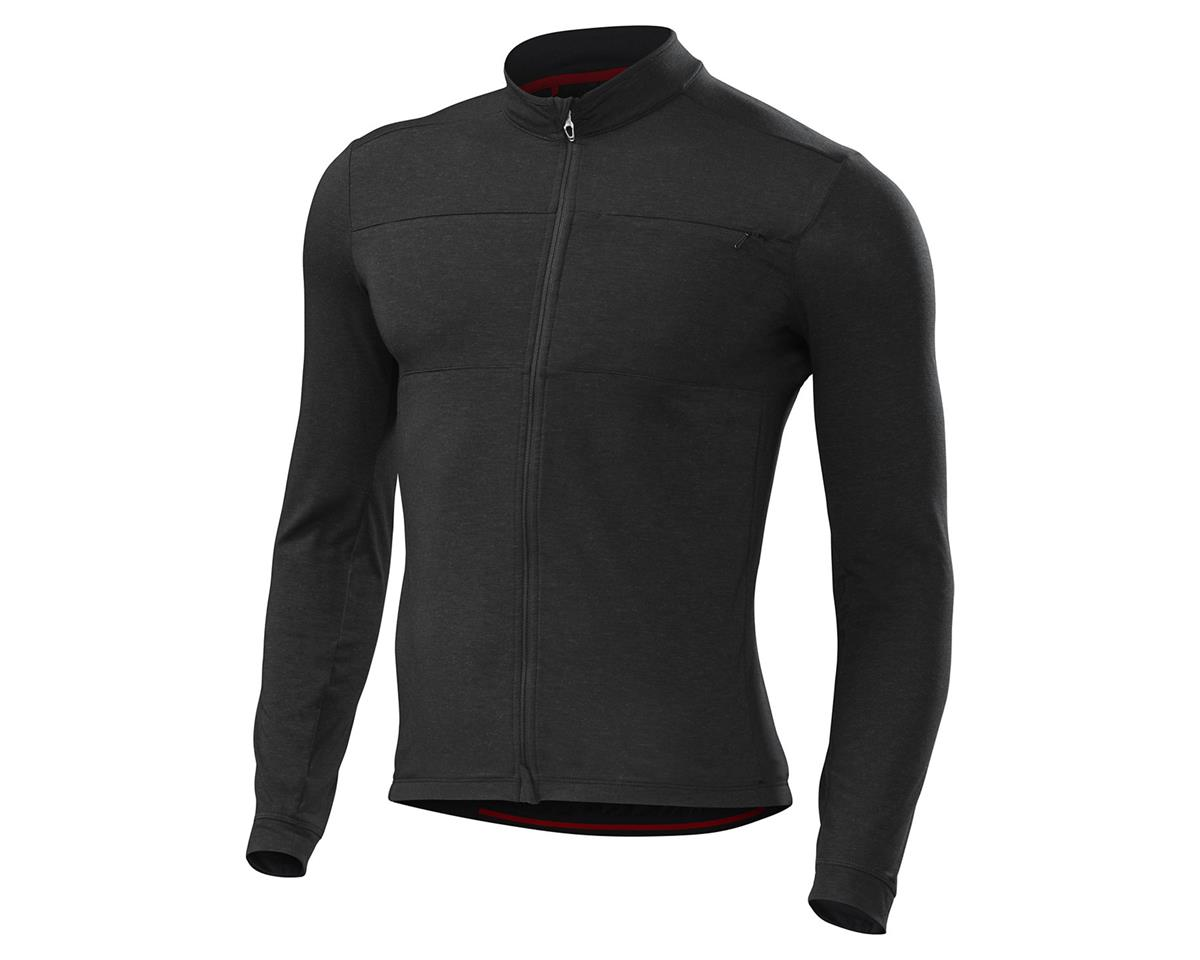 Specialized RBX Drirelease Merino Long Sleeve Jersey (Black)