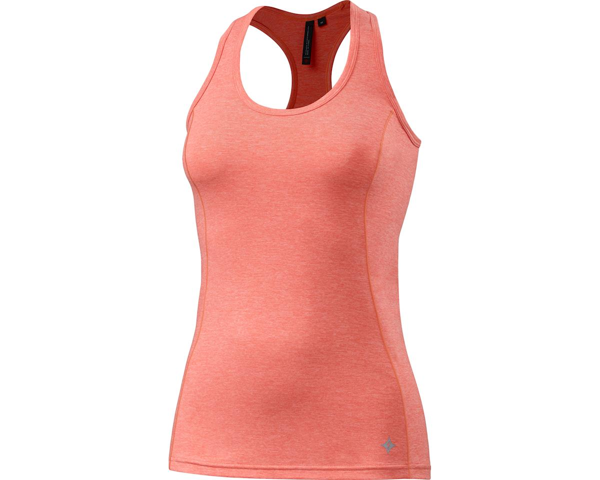 Specialized Shasta Tank Top (Coral Heather)