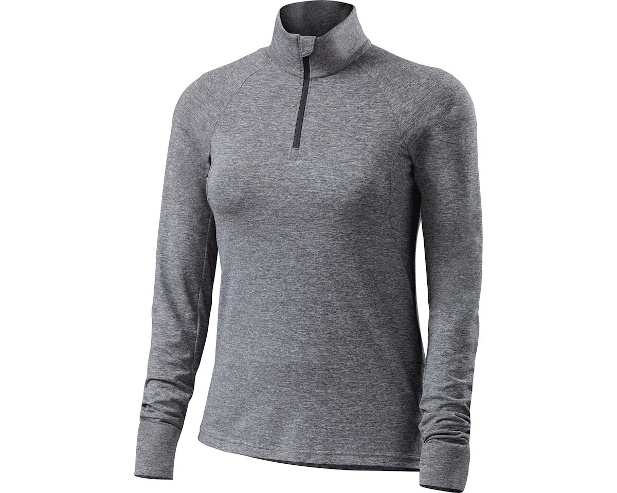 Specialized Shasta Long Sleeve Top (Carbon Heather)