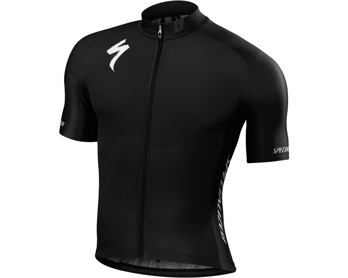 Specialized SL Pro Jersey (Black) (Small/Tall)