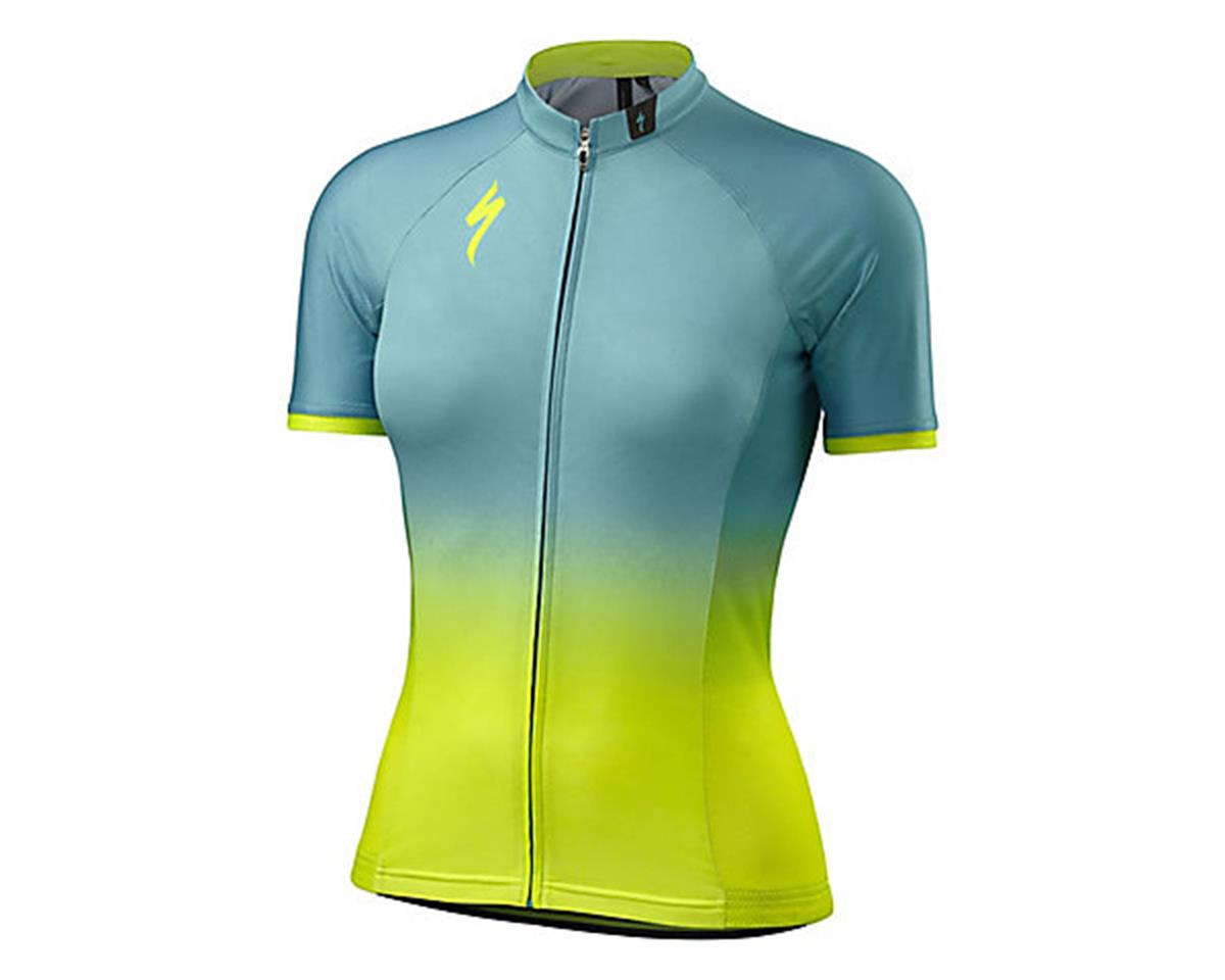 Specialized SL Pro Women's Jersey (Turquoise Fade)